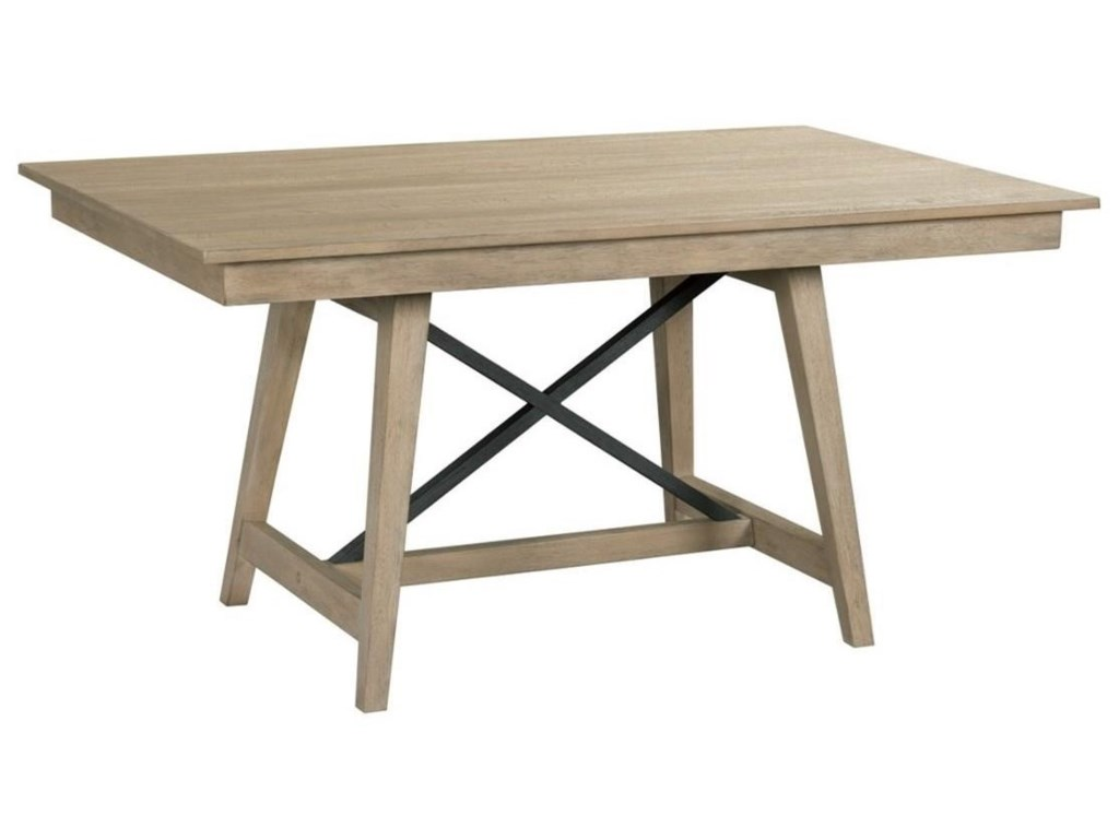 The Nook 60 Solid Wood Trestle Table By Kincaid Furniture