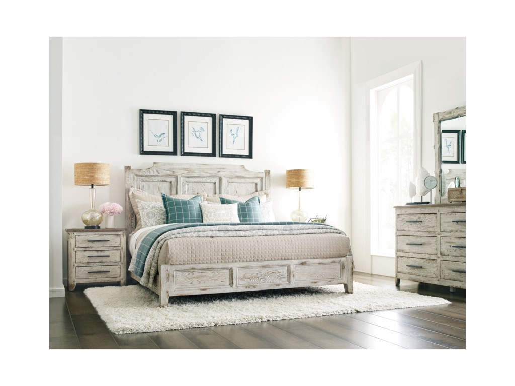 Kincaid Furniture TrailsQueen Bedroom Group