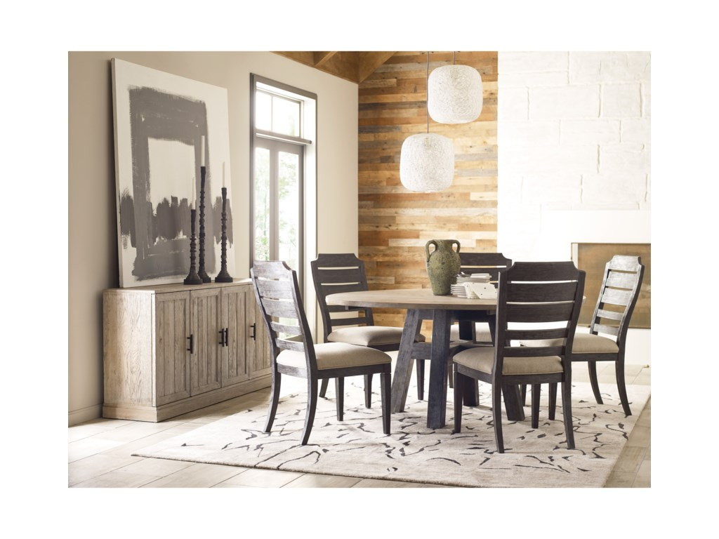 Kincaid Furniture TrailsCasual Dining Room Group