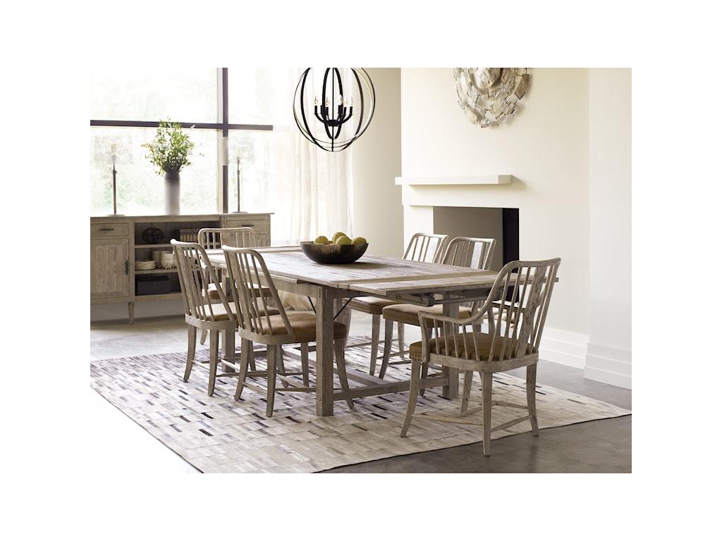 Kincaid Furniture TrailsFormal Dining Room Group