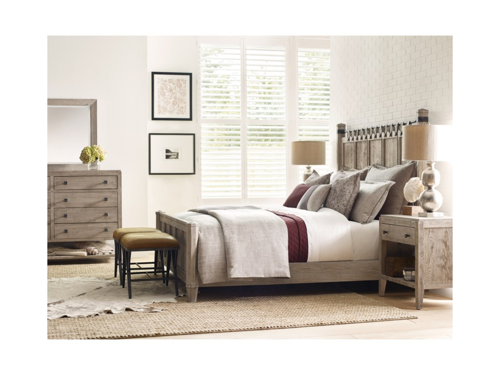 Kincaid Furniture TrailsNewland King Bed