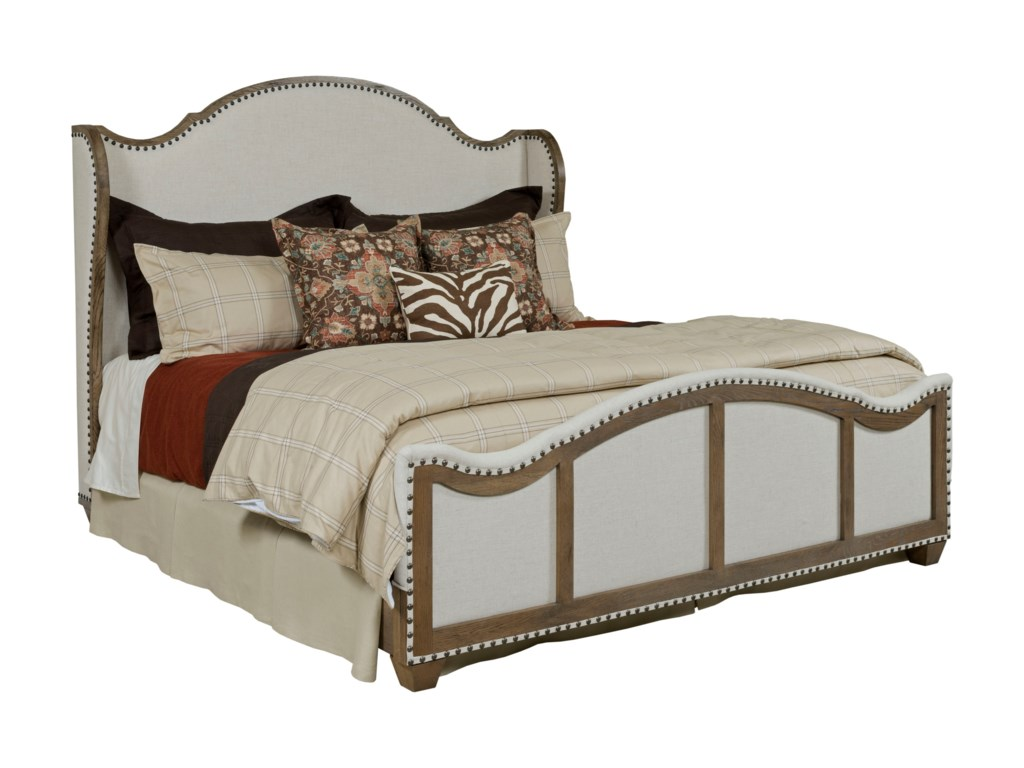 Kincaid Furniture TrailsCrossnore California King Bed