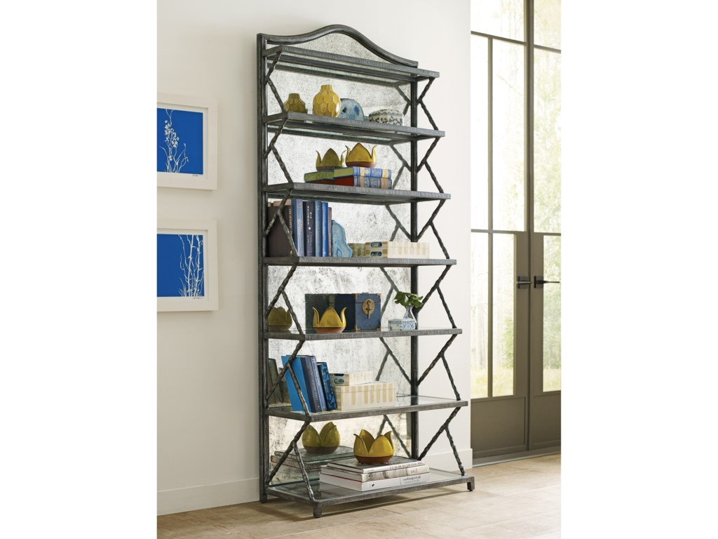 Kincaid Furniture TrailsPinnacle Bookcase