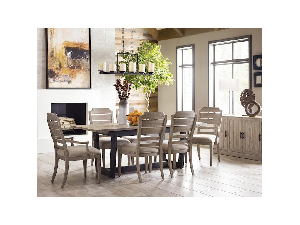 Kincaid Furniture TrailsErwin Side Chair