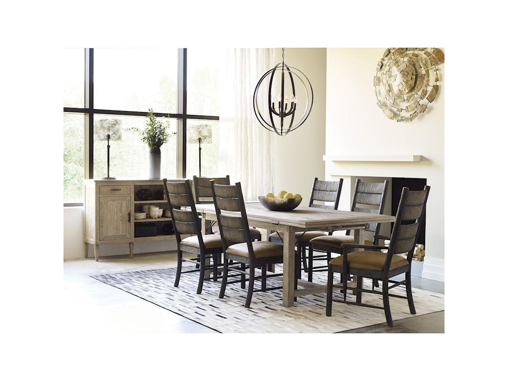 Kincaid Furniture TrailsCypress Arm Chair
