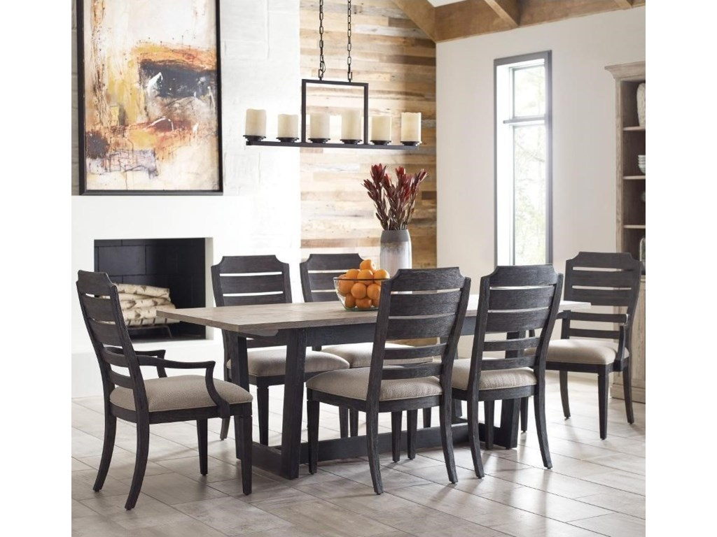 Kincaid Furniture Trails7 Pc Dining Set