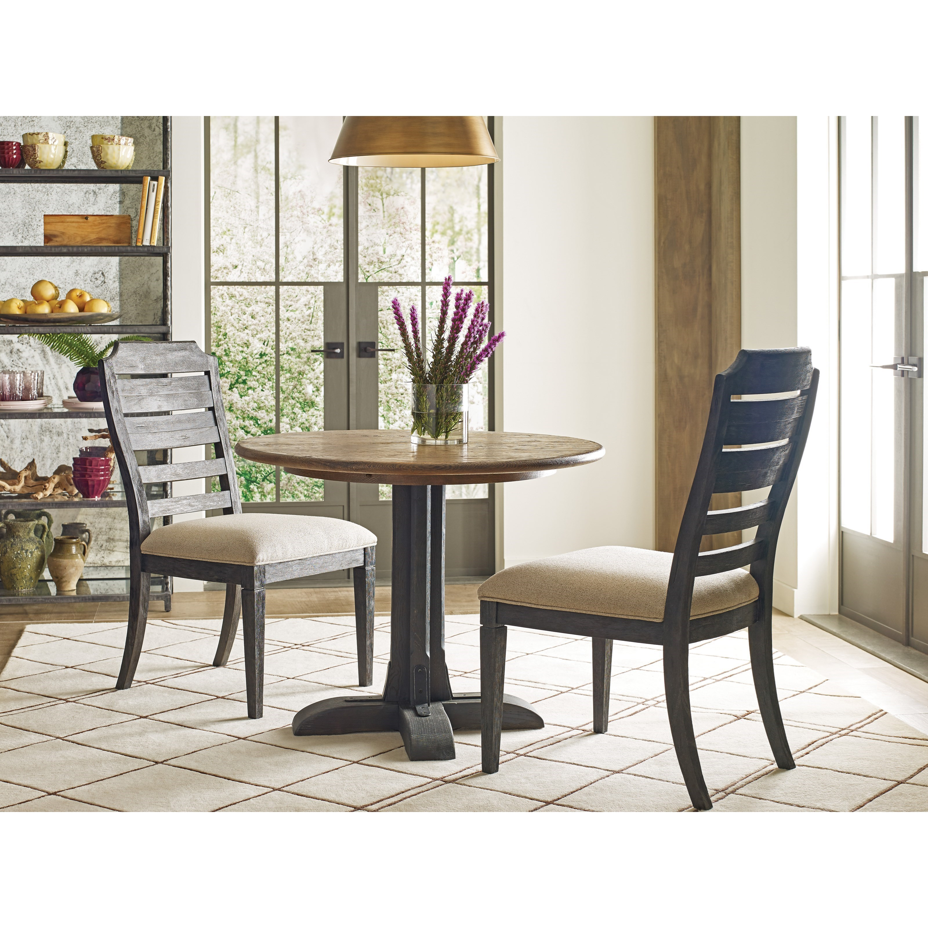Kincaid Furniture TrailsThree Piece Dining Set