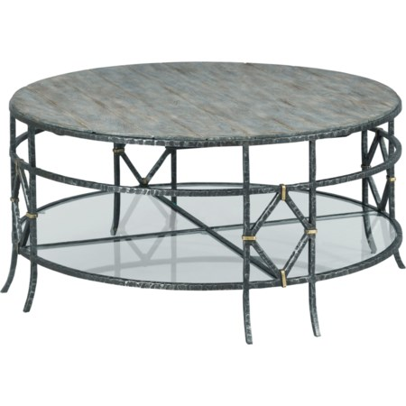 Monterey Round Coffee Table