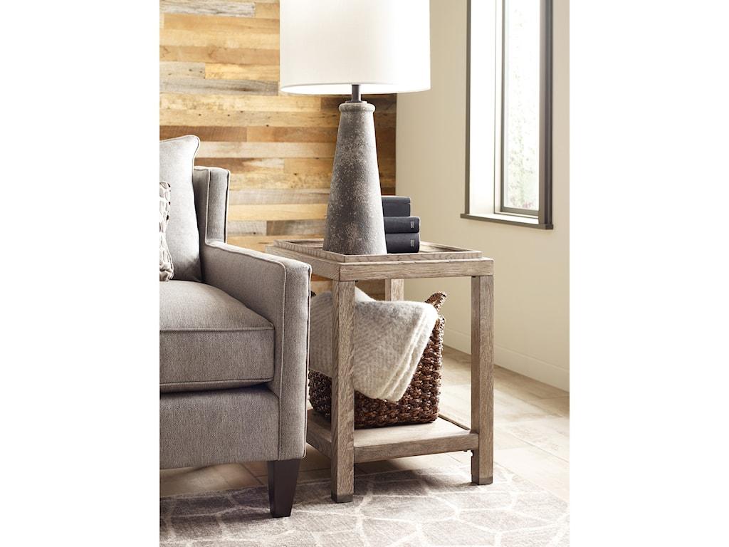 Kincaid Furniture TrailsElements Lamp Table