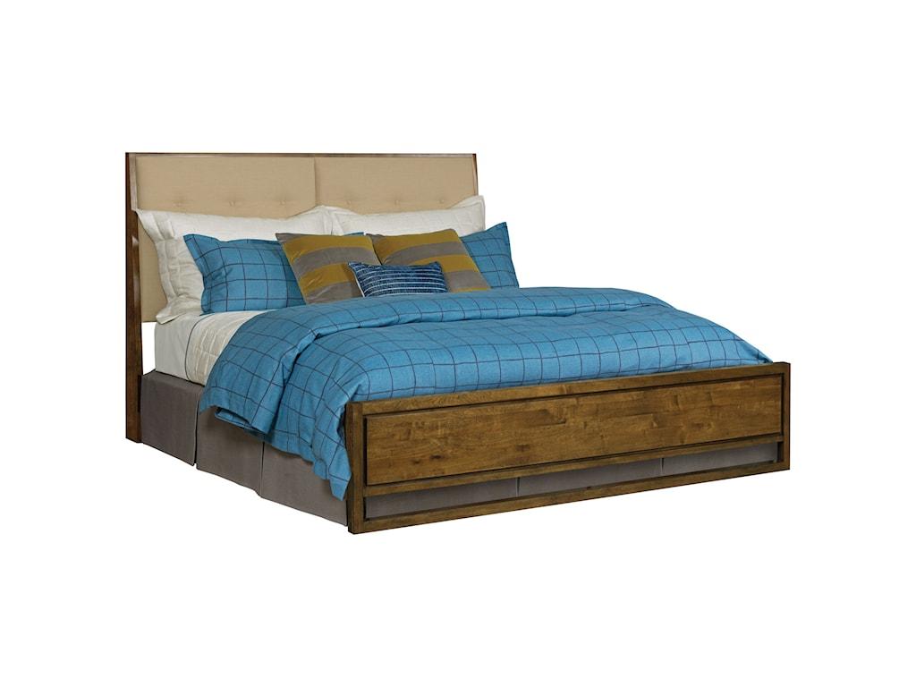 Kincaid Furniture TraversePatternmaker King Bed