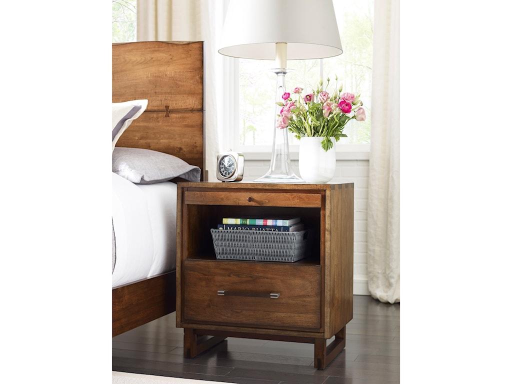 Kincaid Furniture TraverseCabinetmaker Nightstand