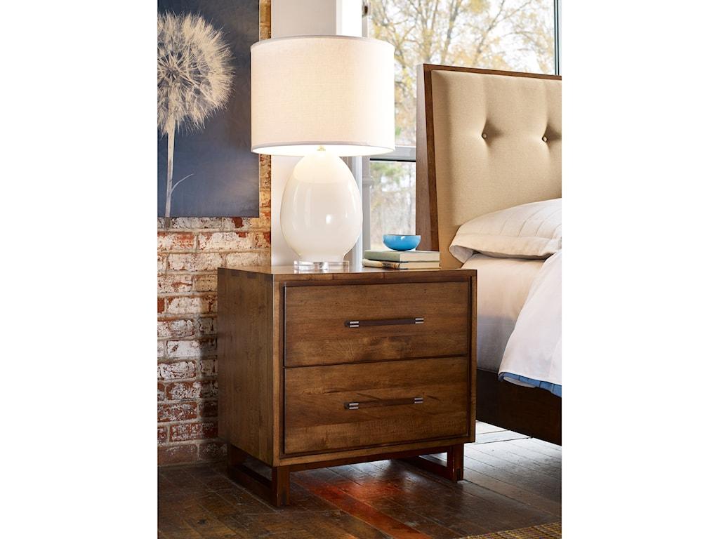 Kincaid Furniture TraverseCooper Nightstand