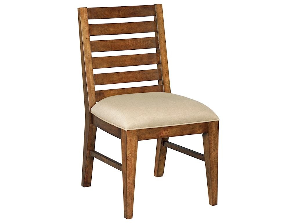 Kincaid Furniture TraverseLadderback Side Chair