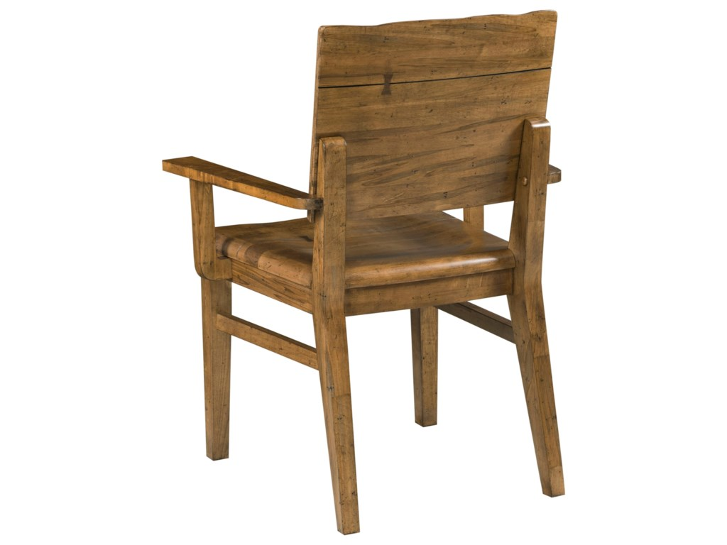 Kincaid Furniture TraverseWoodcrafter's Arm Chair