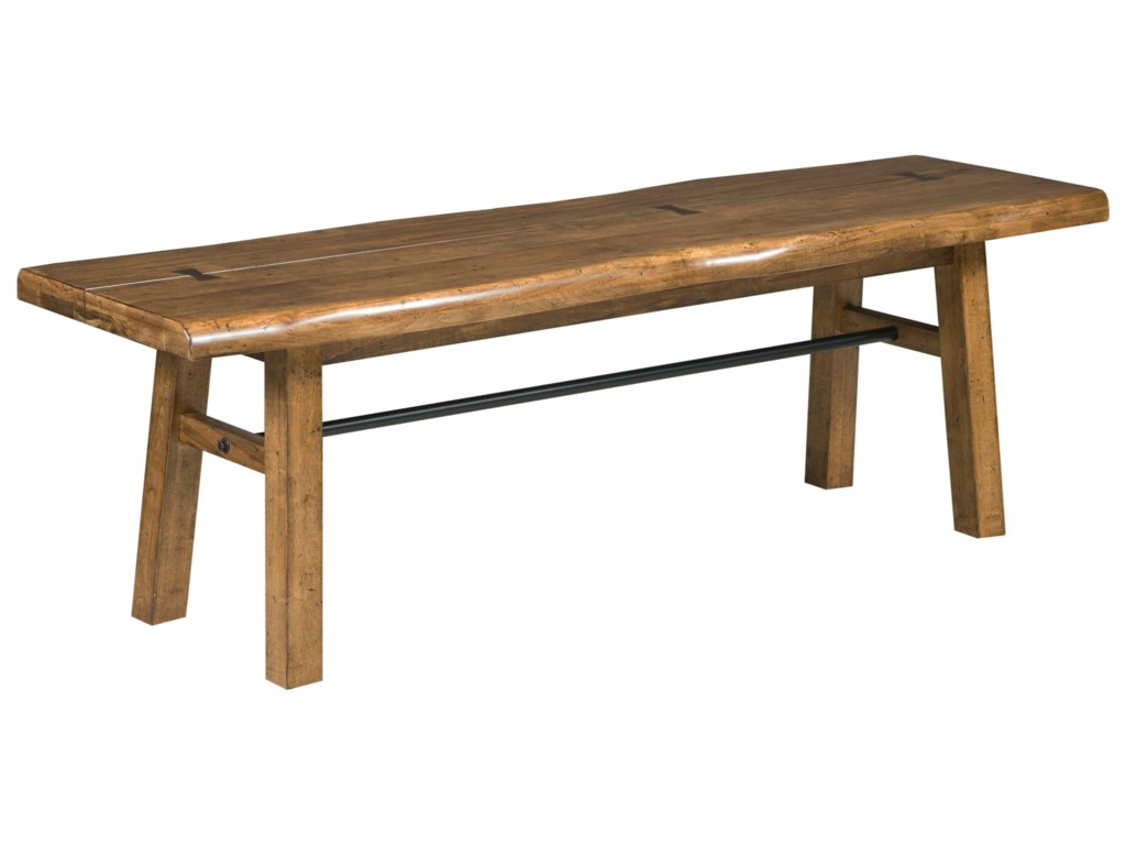 Kincaid Furniture TraverseCutler Bench