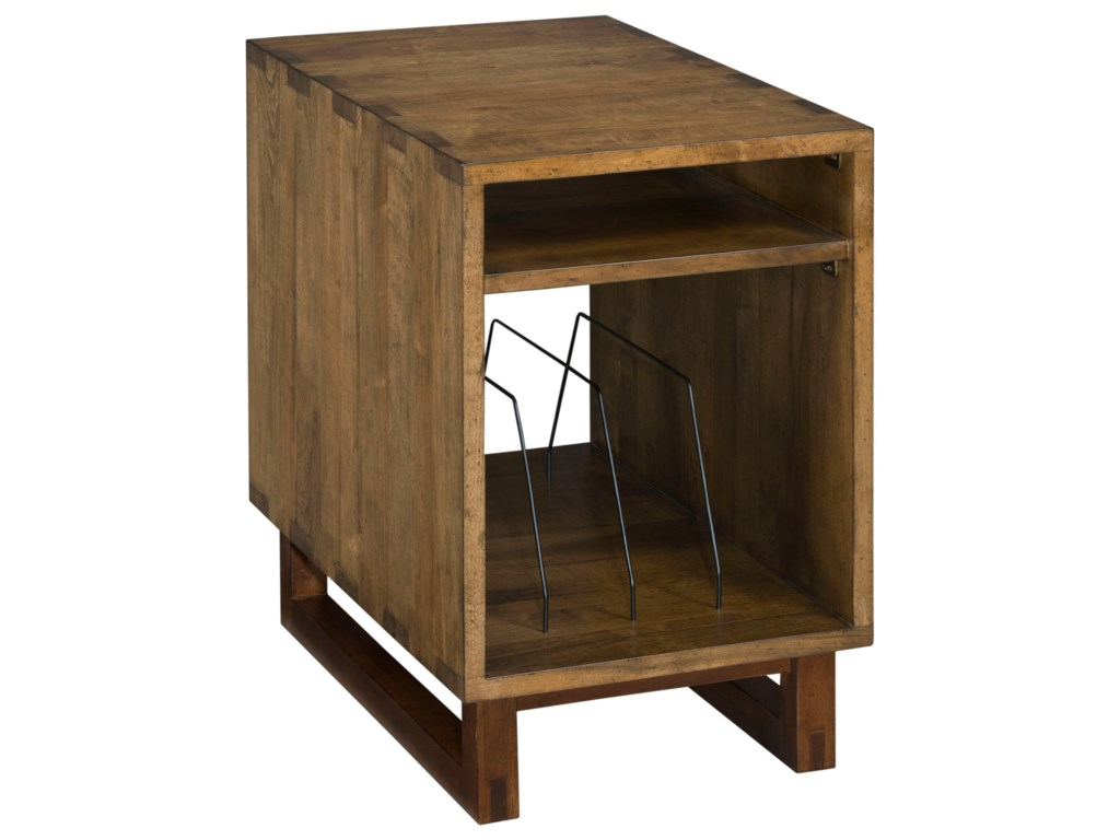 Kincaid Furniture TraverseBookbinder Chairside Table