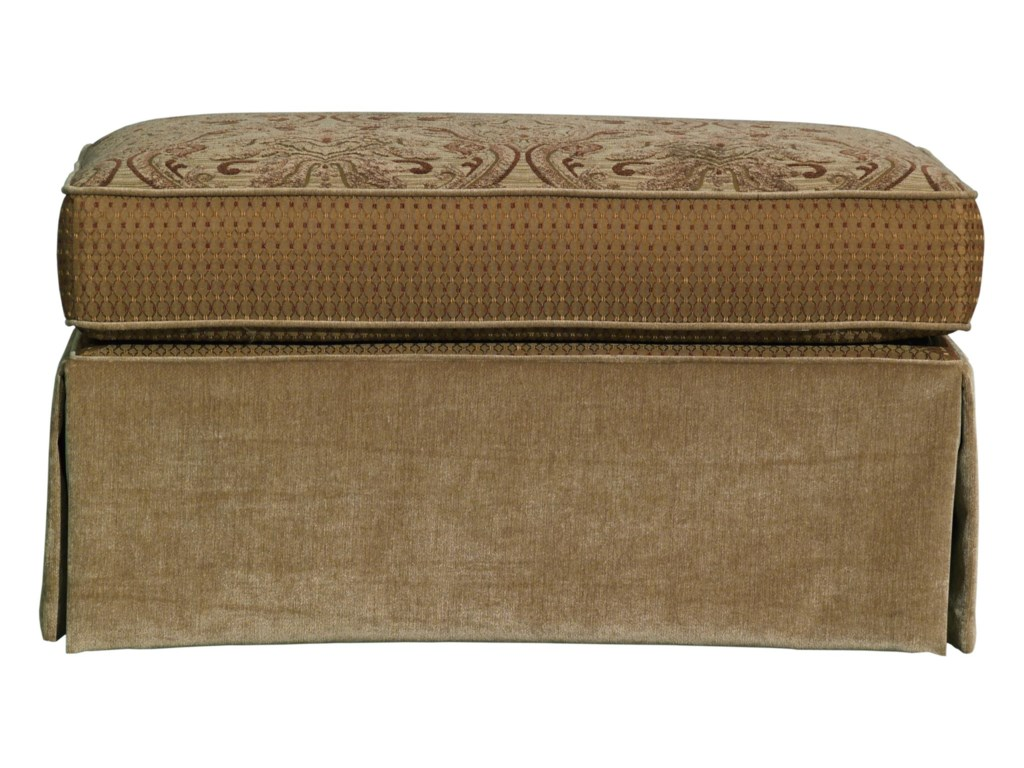 Kincaid Furniture Tulsa Oversized Ottoman