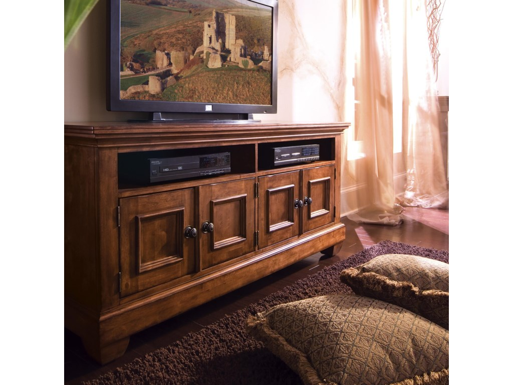 Kincaid Furniture TuscanoEntertainment Console 65
