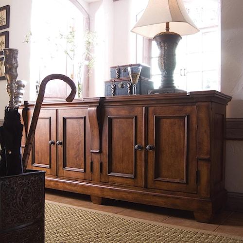 Kincaid Furniture Tuscano Dining Room Buffet