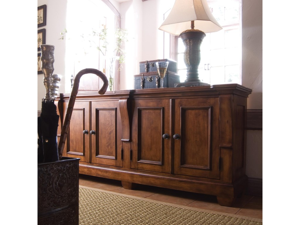 Kincaid Furniture Tuscano Dining Room Buffet | Morris Home ...