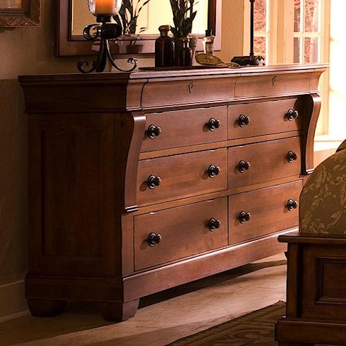 Kincaid Furniture Tuscano 96 160v Dresser Northeast Factory Direct