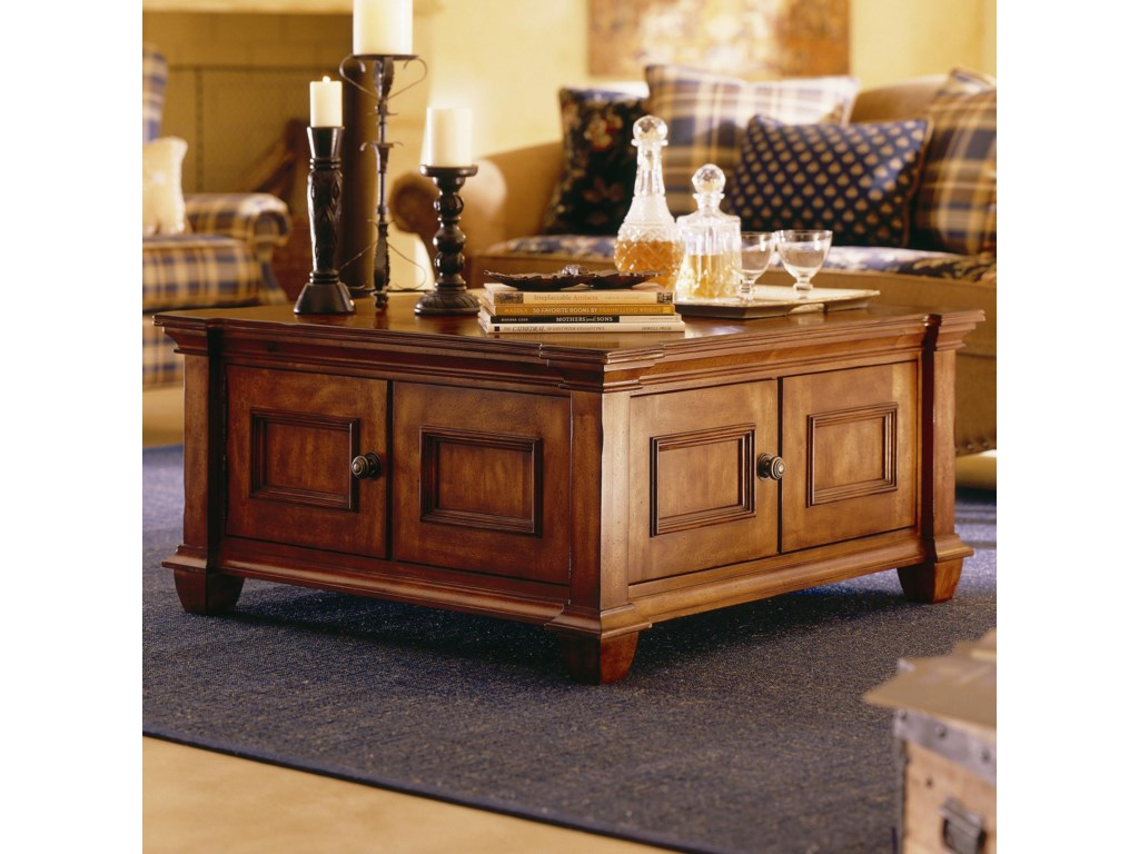 Kincaid Furniture TuscanoSquare Cocktail Table
