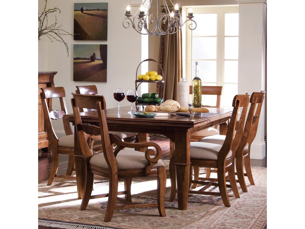 Shown with Additional Arm Chairs
