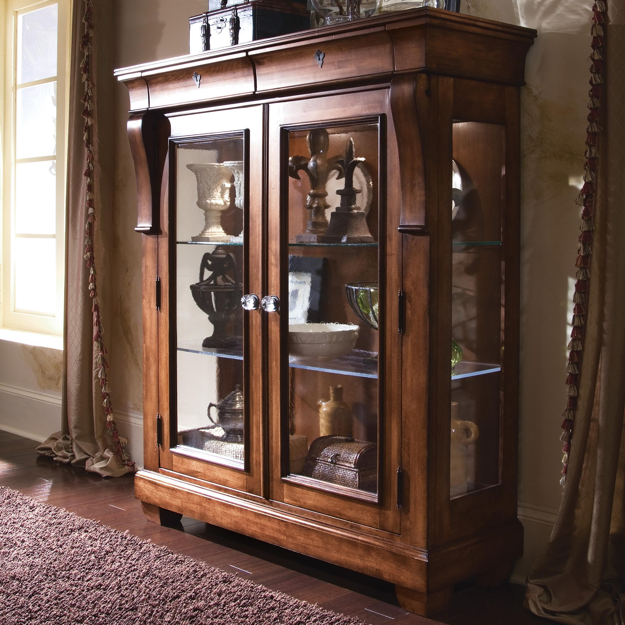 Kincaid Furniture TuscanoDisplay Cabinet ...