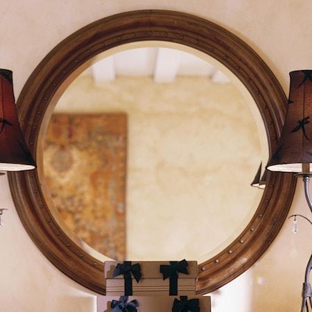 """38"""" Round Mirror"""