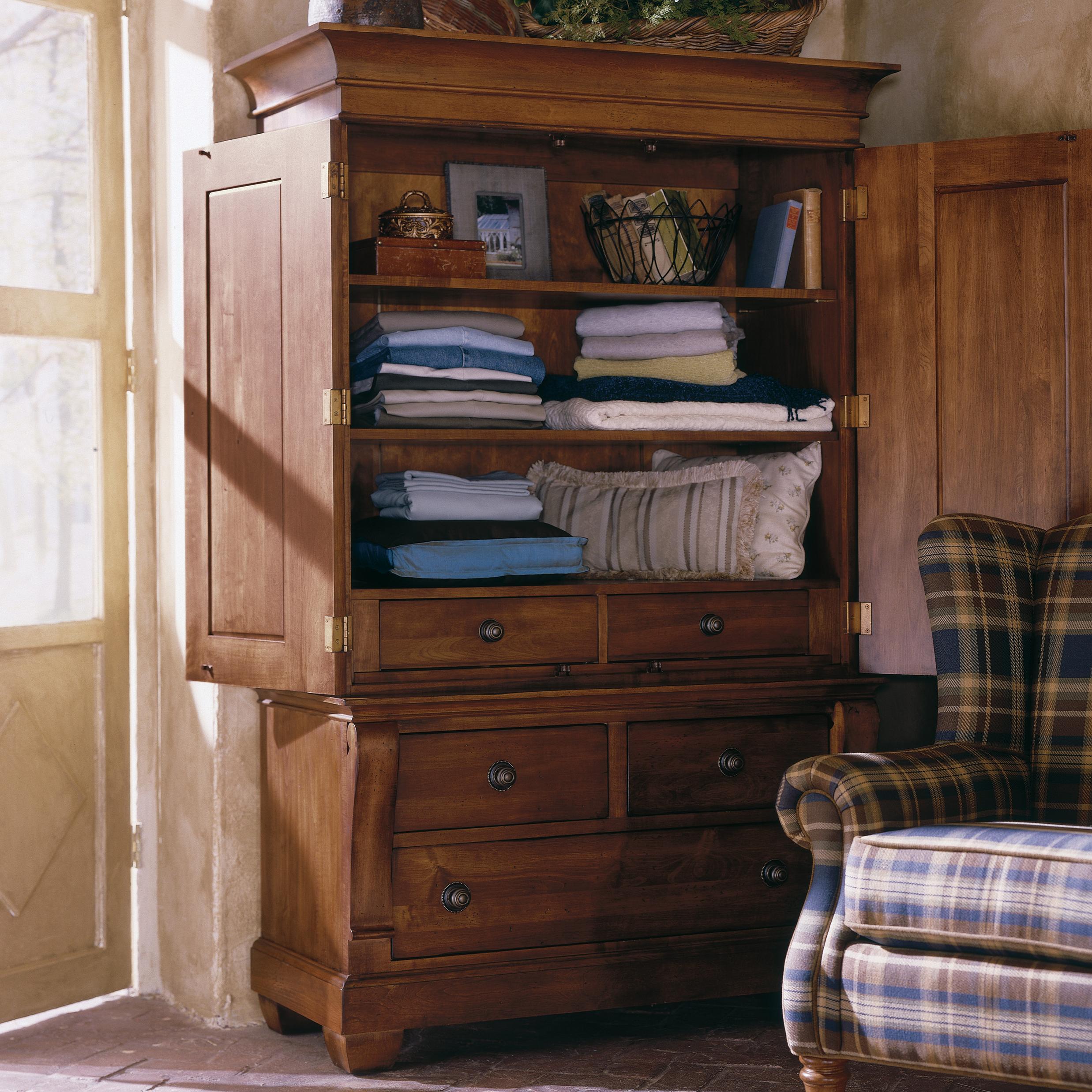 Kincaid Furniture TuscanoArmoire; Kincaid Furniture TuscanoArmoire; Kincaid  Furniture TuscanoArmoire ...