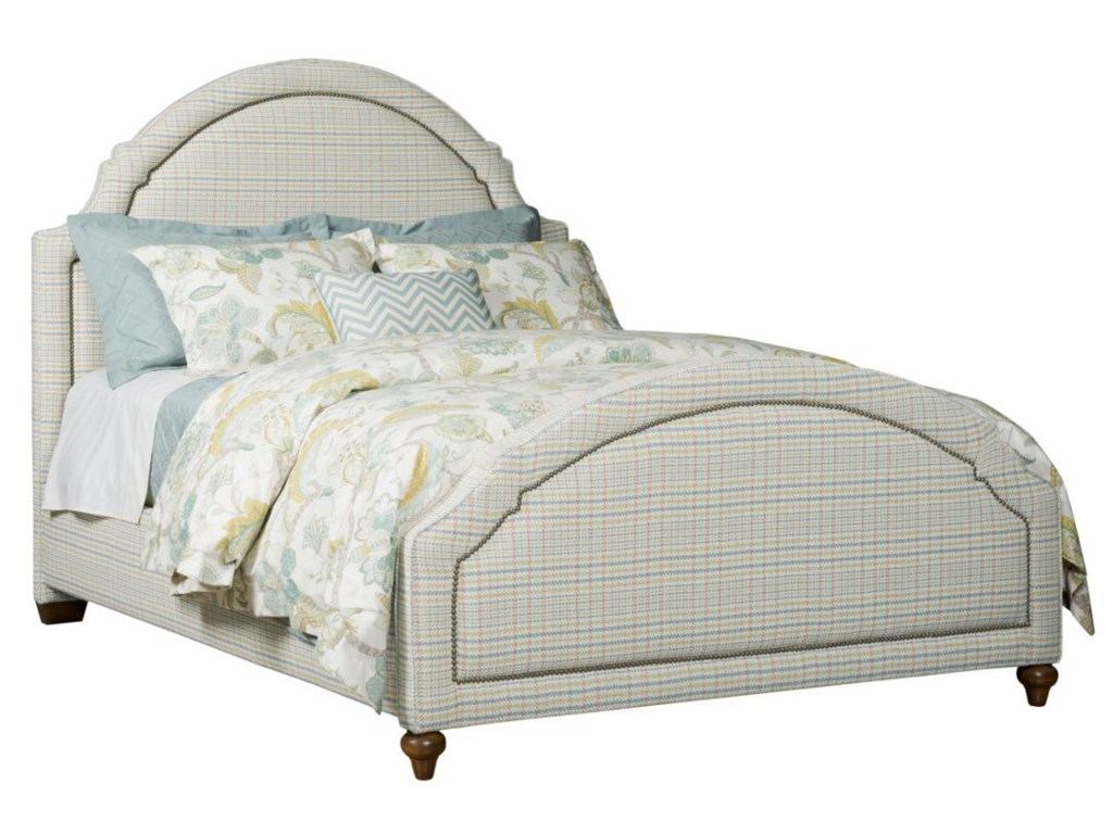Kincaid Furniture Upholstered BedsQueen Ashbury Upholstered Bed