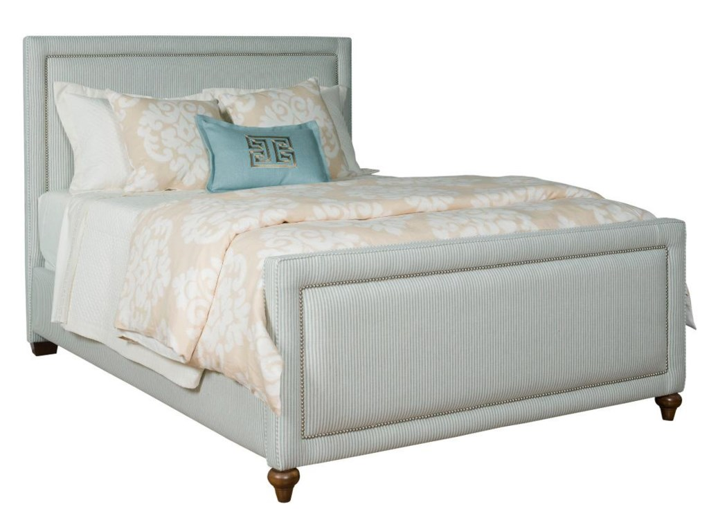 Kincaid Furniture Upholstered BedsLacey Queen Upholstered Bed