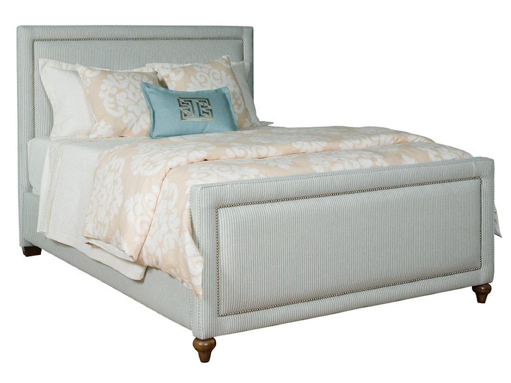 Kincaid Furniture Upholstered BedsLacey King Upholstered Bed