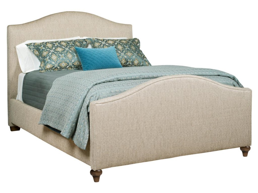 Kincaid Furniture Upholstered BedsDover Queen Upholstered Bed