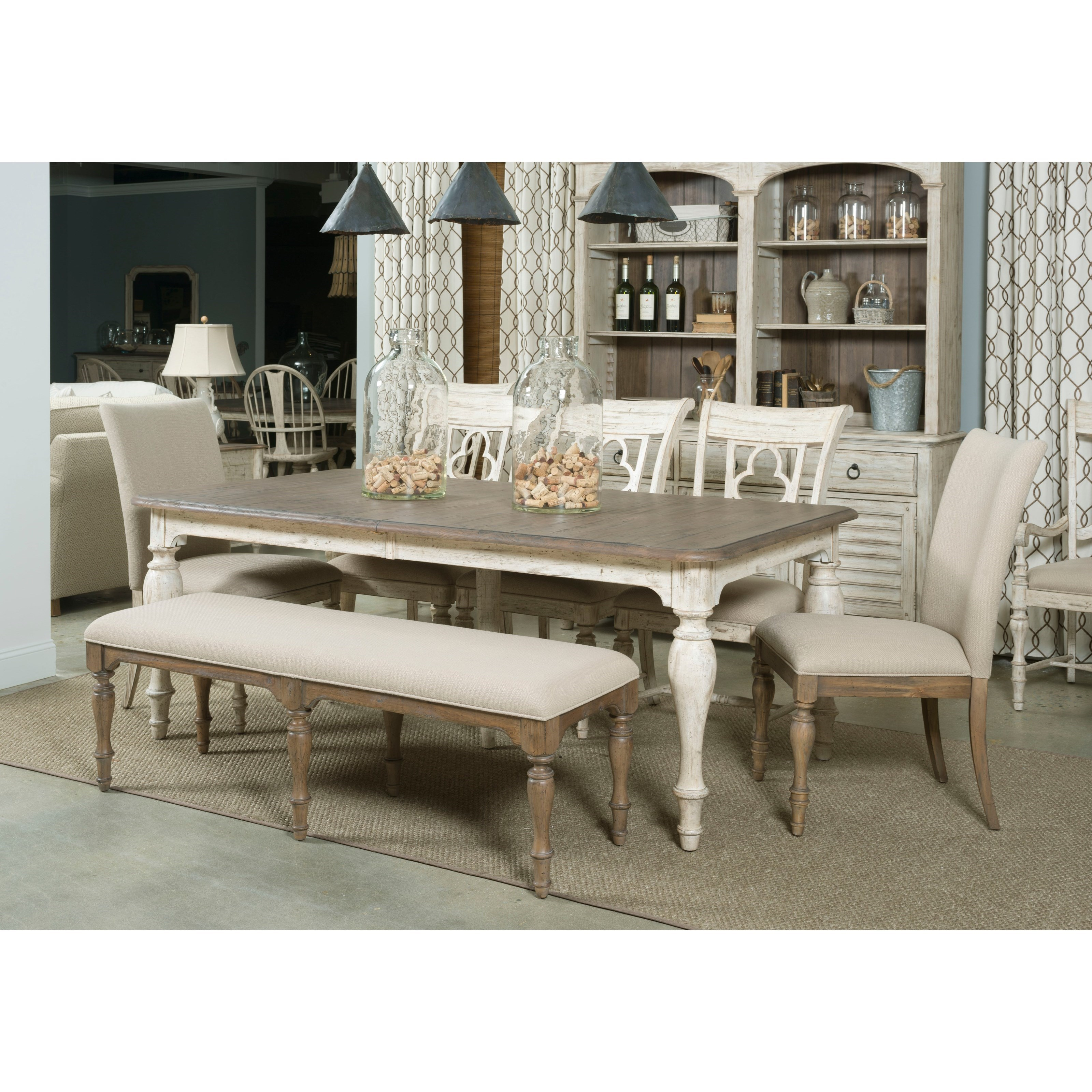 Kincaid Furniture Weatherford Casual Dining Room Group