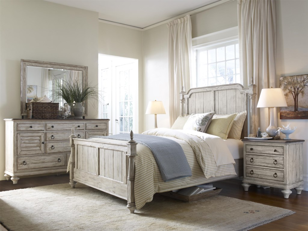 Kincaid Furniture WeatherfordQueen Bedroom Group