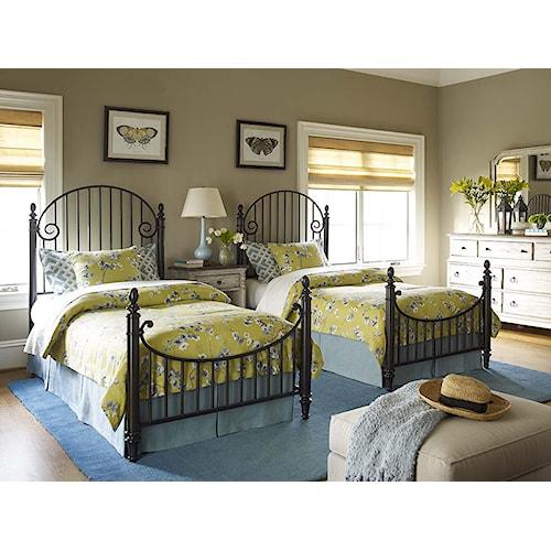 Kincaid Furniture Weatherford Twin Bedroom Group 1