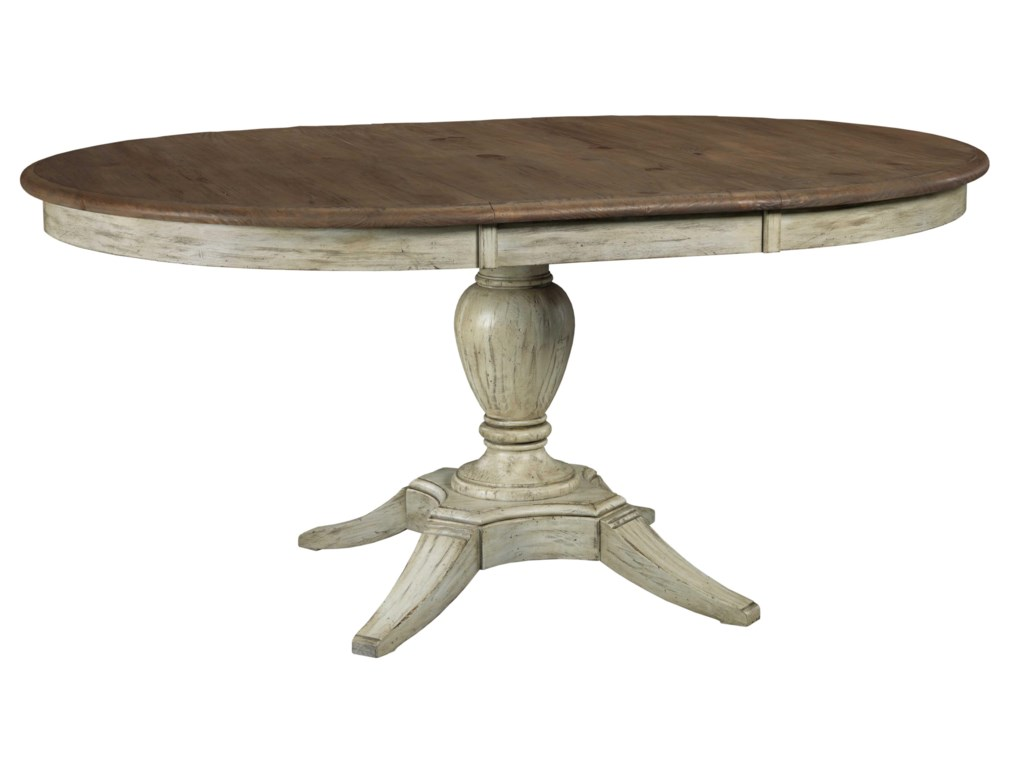 Kincaid Furniture WeatherfordRound Dining Table