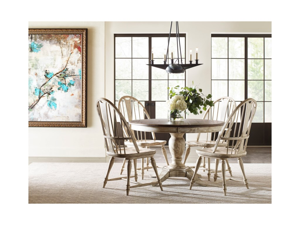 Kincaid Furniture Weatherford5-Piece Table & Chair Set