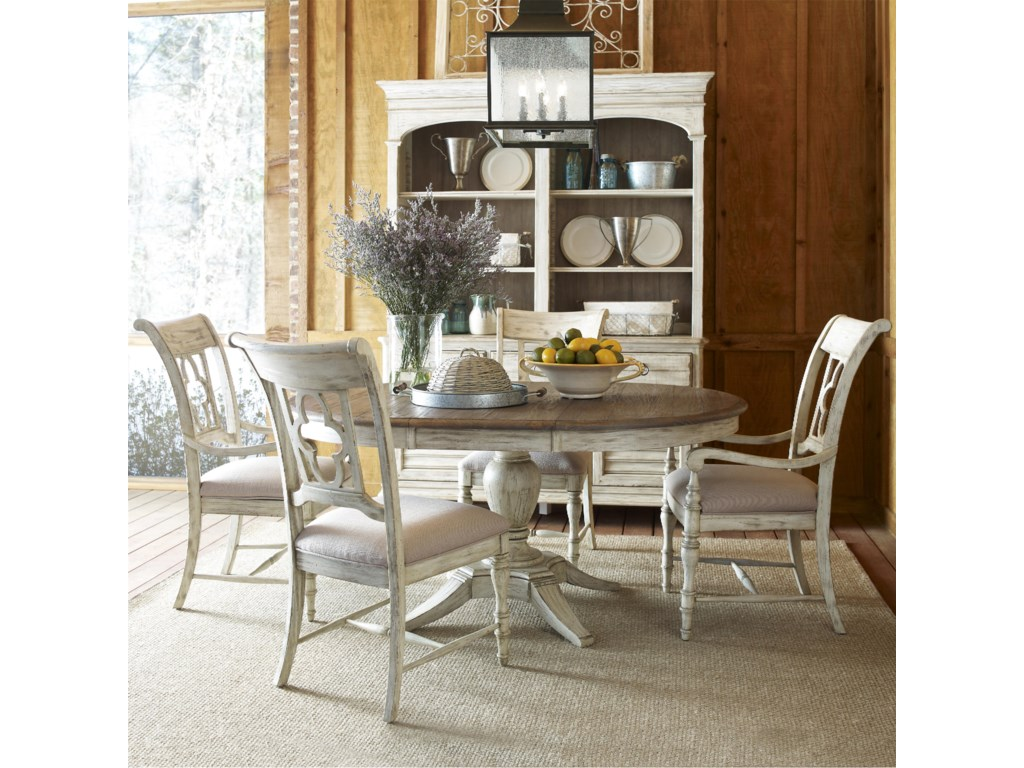 Kincaid Furniture Weatherford5 Piece Dining Set