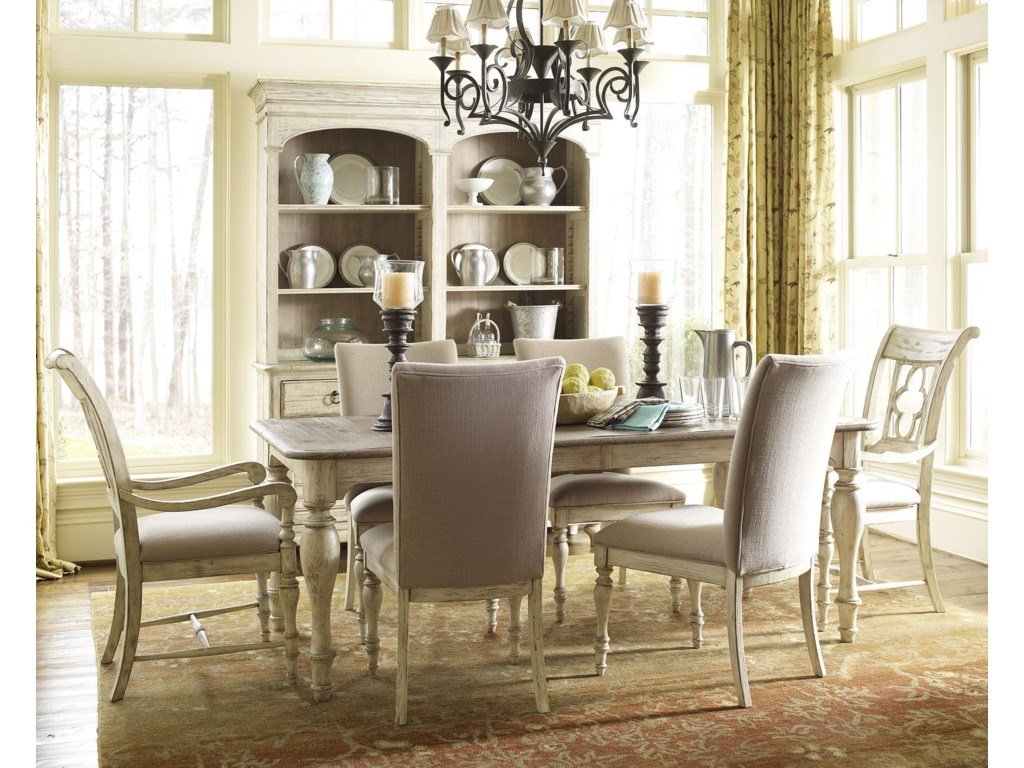 Kincaid Furniture Weatherford7 Piece Dining Set