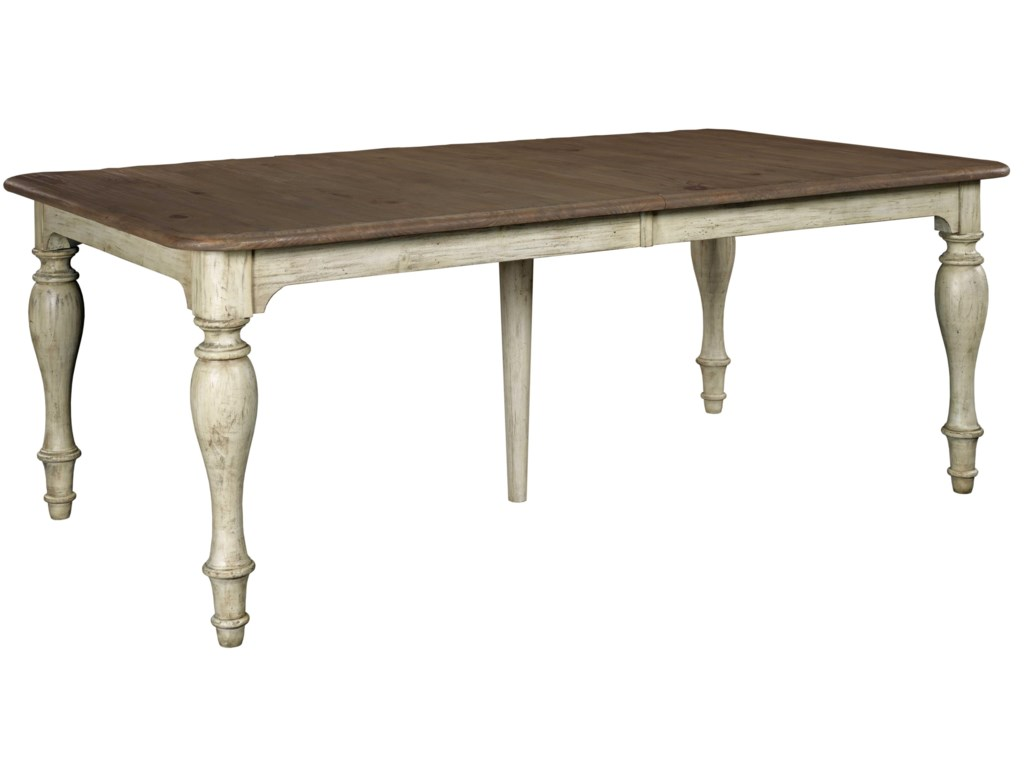 Kincaid Furniture WeatherfordCanterbury Table