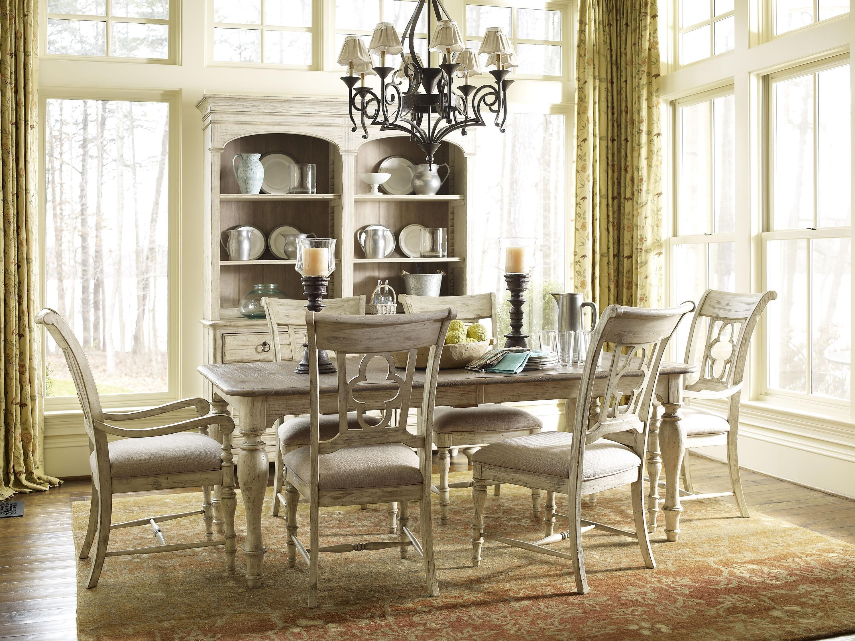 Superbe Kincaid Furniture Weatherford5 Piece Dining Set