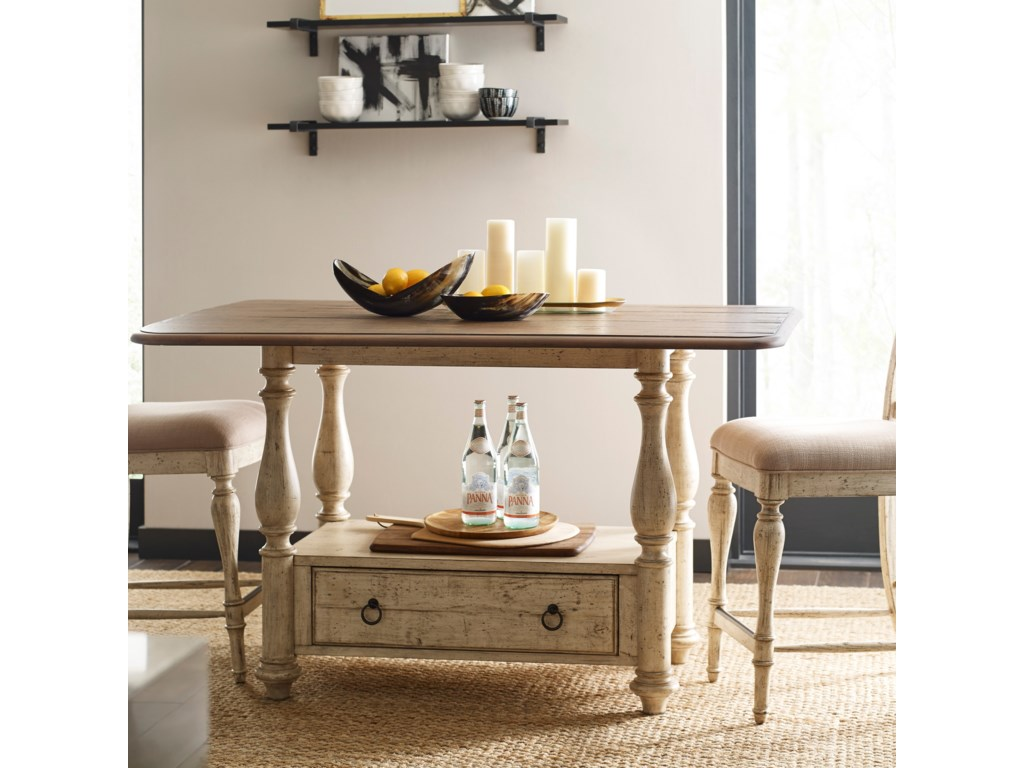 Kincaid Furniture WeatherfordKitchen Island