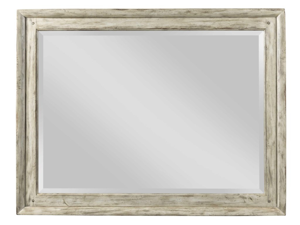 Kincaid Furniture WeatherfordLandscape Mirror