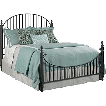 Catlins Metal Queen Bed Package