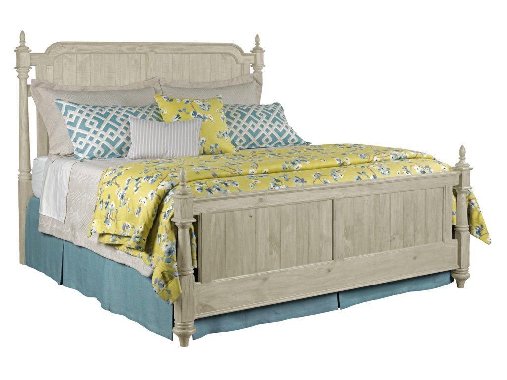 Kincaid Furniture WeatherfordWestland King Bed Package