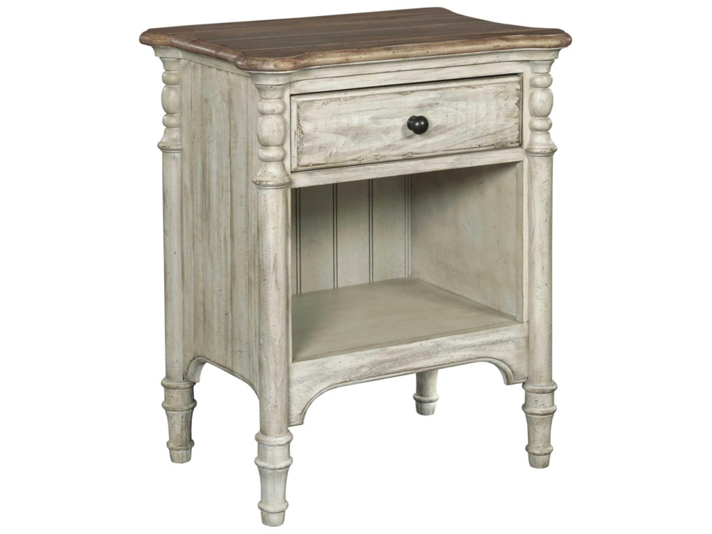 Kincaid Furniture WeatherfordOpen Nightstand