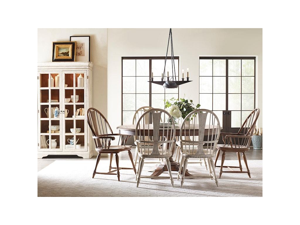 Kincaid Furniture WeatherfordFormal Dining Room Group