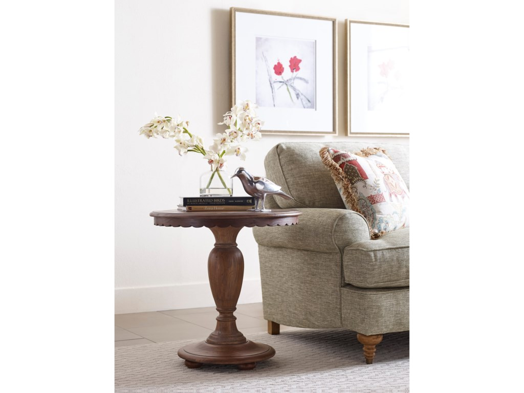 Kincaid Furniture WeatherfordAccent Table